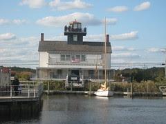 NJ Lighthouse Challenge '08 Tucker's Island
