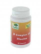 B Complex 50 - Niacina 50 Capsule