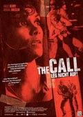 The Call - Leg nicht auf! Filmplakat