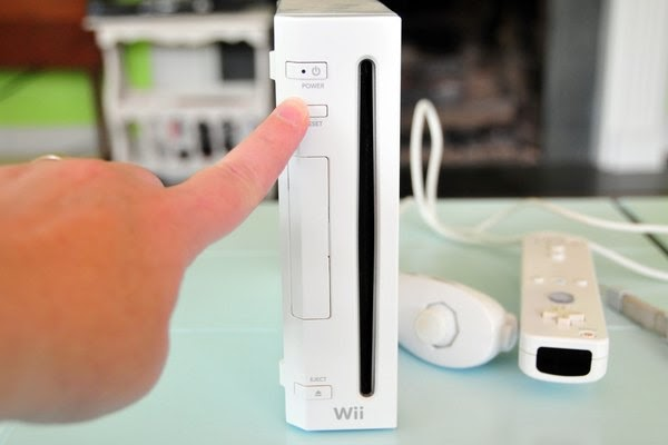 How to Hard Reset a Wii
