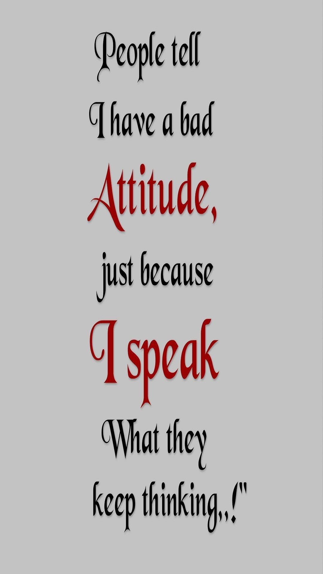 Attitude Quotes Wallpapers 64 Images