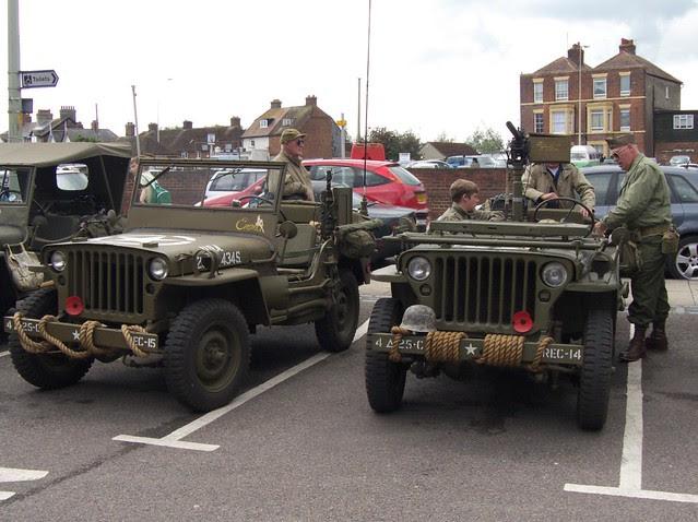 P1080688 WW2 military vehicles