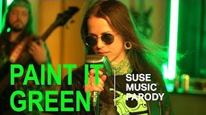 Paint it Green e Kubernetes: le nuove canzoni parodia dei ragazzi di SUSE Linux