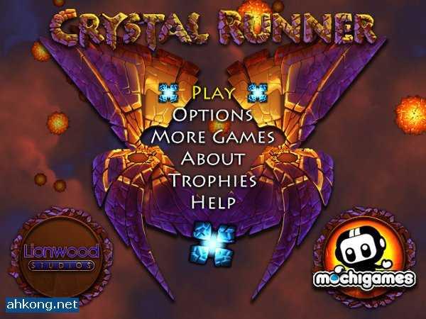 Her's Crystal Runner! A futuristic Retro hybrid by #LionwoodStudios! #PlatformGames #AdventureGames #RetroGames #FlashGames