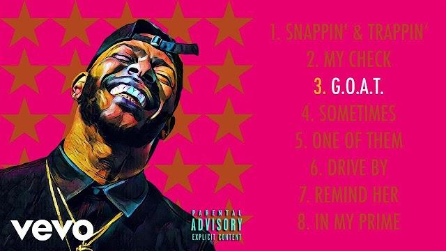 G.O.A.T. - Eric bellinger Lyrics