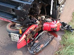 Jovem de 18 anos morreu em acidente com carreta da dupla Jorge e Mateus (Foto: PRF)