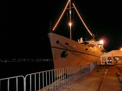 MV Doulos, Geelong Port , Victoria 2009
