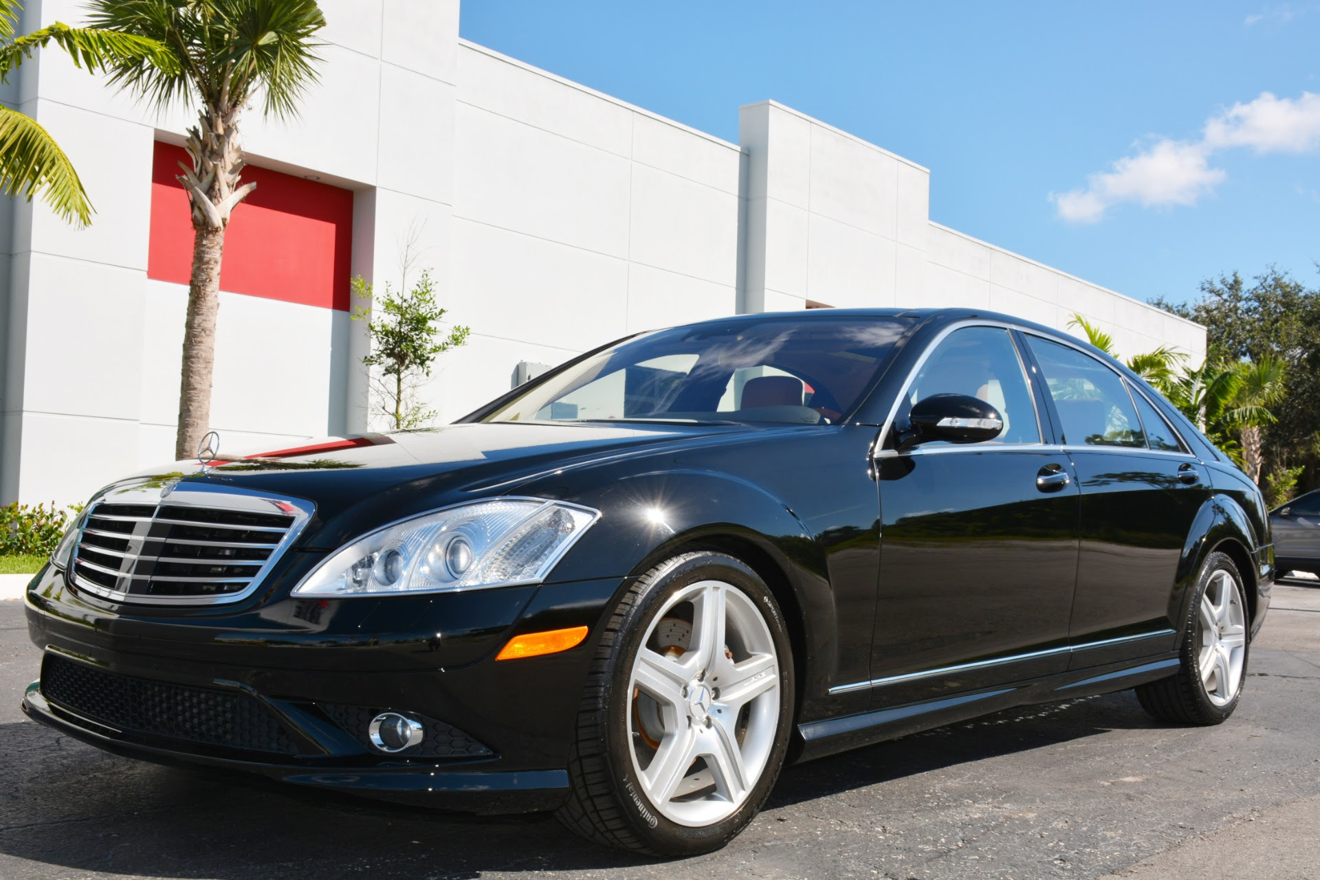 Used 2009 Mercedes-Benz S-Class S 550 4MATIC For Sale ...