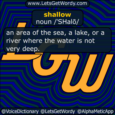 shallow 06/08/2016 GFX Definition