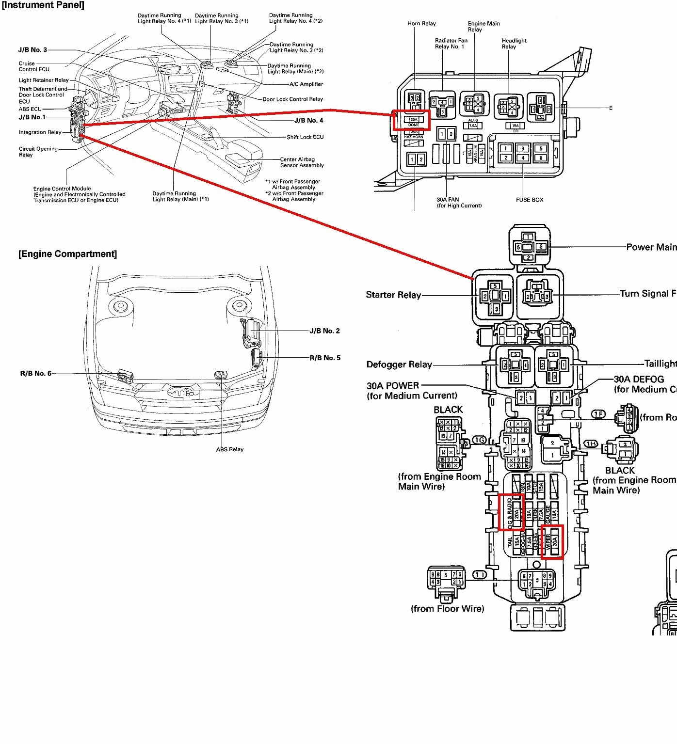 2009 Toyota Matrix Fuse Diagram Wiring Diagram Appearance A Appearance A Saleebalocchi It