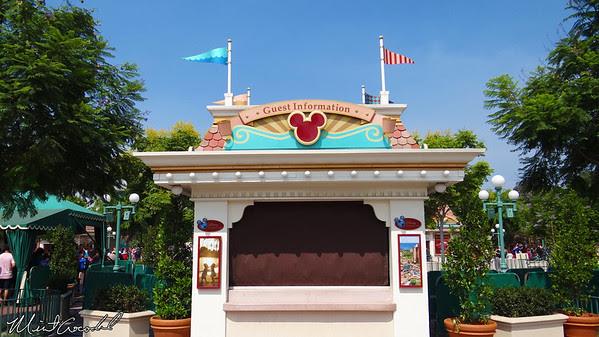 Disneyland Resort, Disney Vacation Club, DVC, Stand
