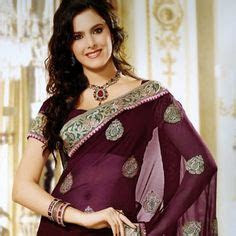 red  white  net  chanderi saree