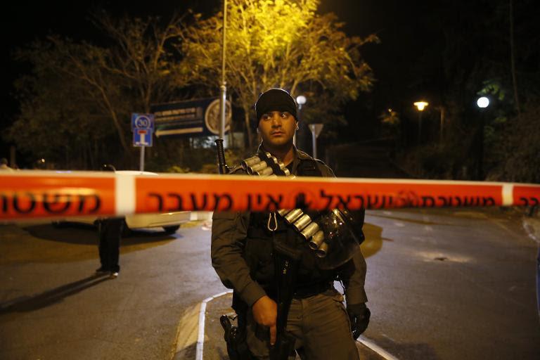Israel police kill Palestinian after attack on hardliner