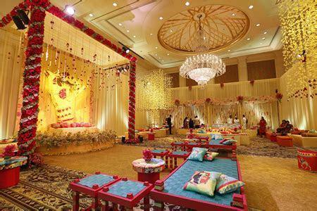 Five Star Hotel Wedding Reception Venues in Delhi