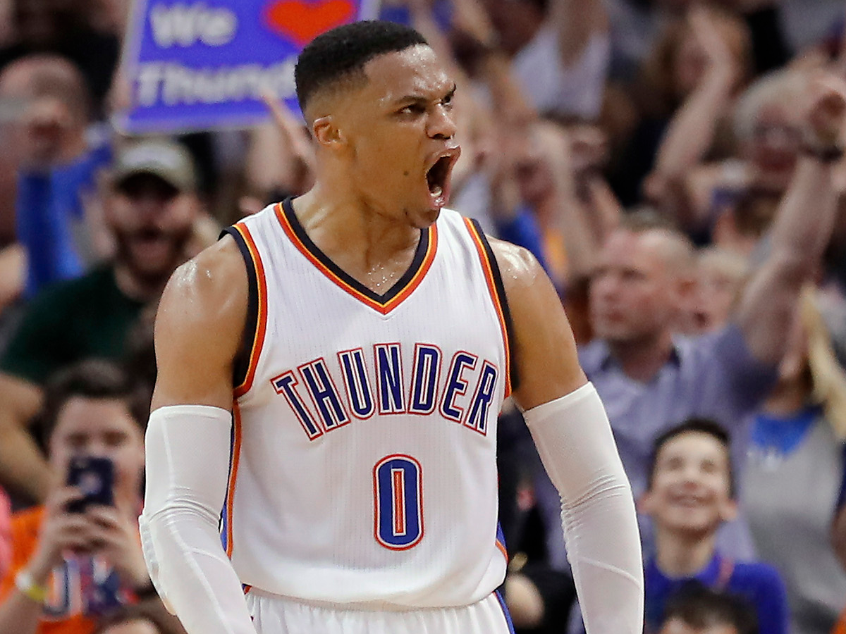 15. Russell Westbrook