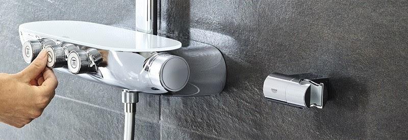 Prysznic Z Systemem 3d Od Grohe Wybieramyceramikepl