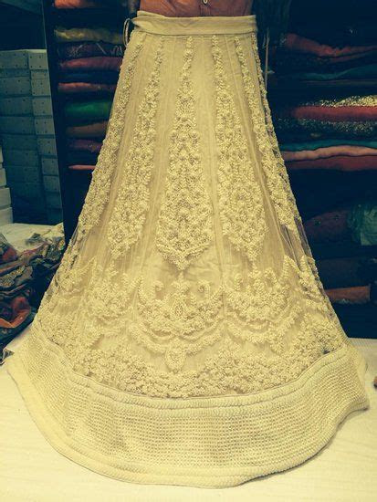 55 best images about White wedding sarees & lehengas on