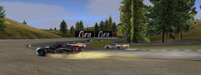 Speed Dreams racing game and motorsport sim