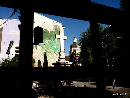 Puerta Cerrada. Madrid
