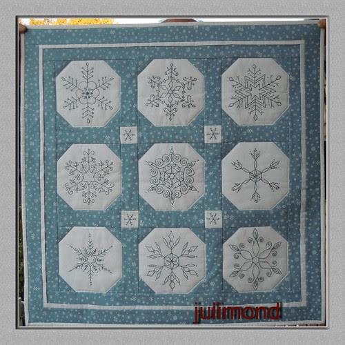 Heikes Snowflakes BOMfertig