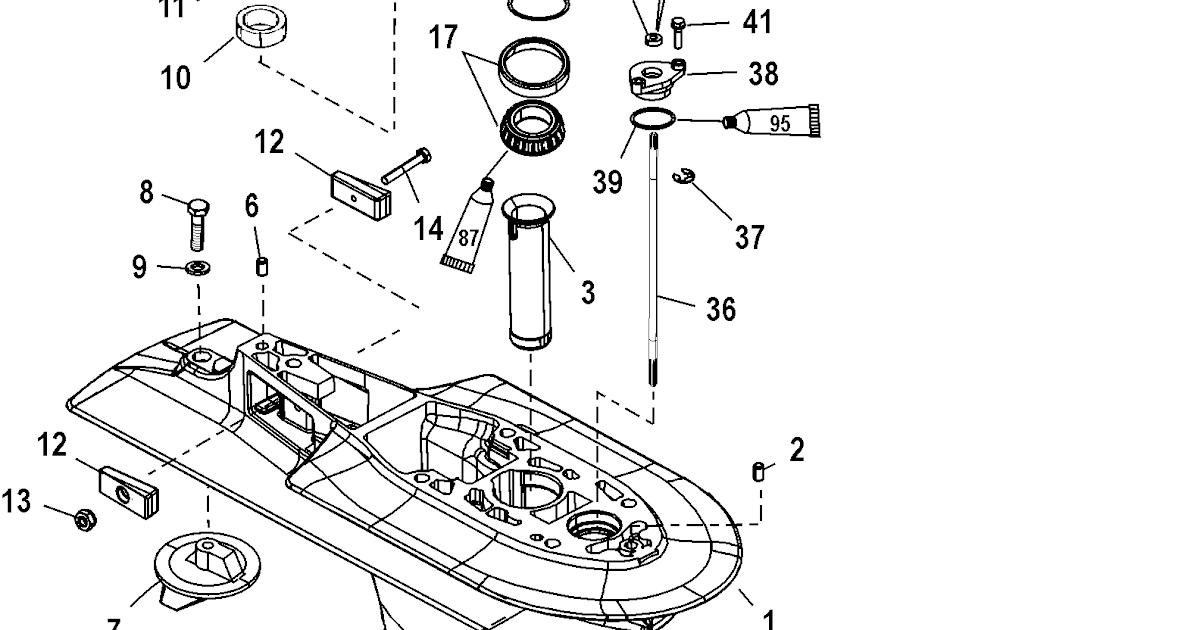 35 115 Hp Mercury Outboard Wiring Diagram - Wiring Diagram ...