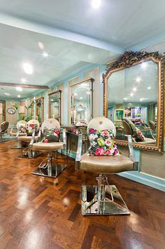 Beauty Salon Design on Pinterest