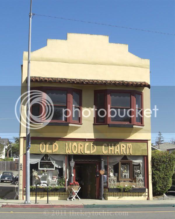 San Luis Obispo antiques