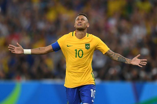 Αποτέλεσμα εικόνας για neymar olympics
