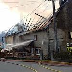 Doubs. Deux appartements ravagés par un incendie à Crosey-le-Grand