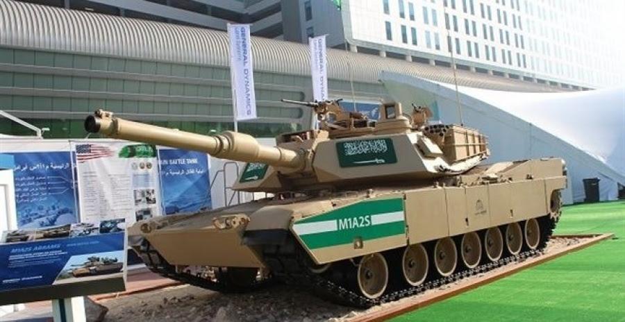 Η Γερμανία έχει πουλήσει στρατιωτικό εξοπλισμό αξίας 500 εκατ. δολ. το 2018 στη Σ. Αραβία