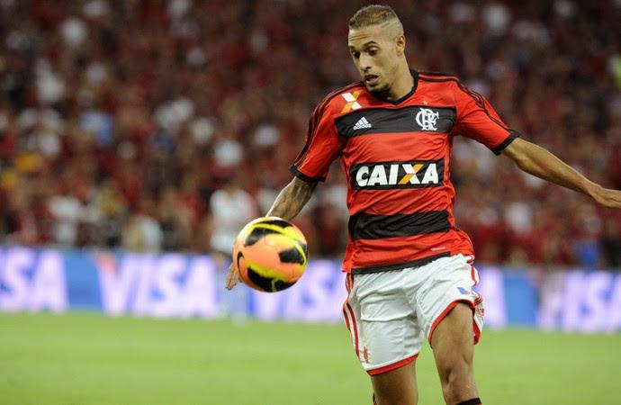 Paulinho, Flamengo x Atlético-PR (Foto: Alexandre Vidal/Fla Imagem)