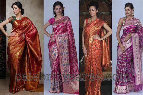 Bridal Sarees   Saree Blouse Patterns