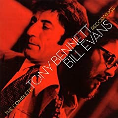 The Complete Tony Bennett / Bill Evans Recordings cover