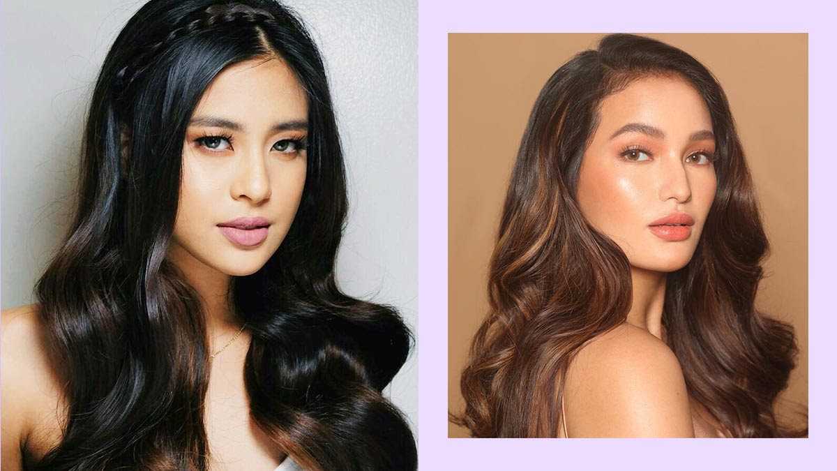 Choosing The Best Hair Colors For Filipina Skin Tones 2019