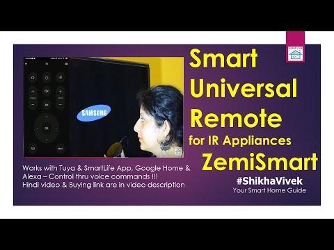 Smart Universal Remote from ZemiSmart