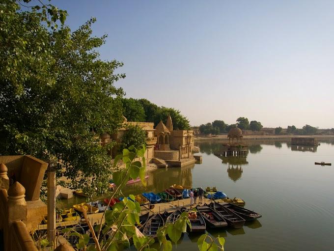 Best place to visit in Jaisalmer, Rajasthan: The Jaisalmer Fort