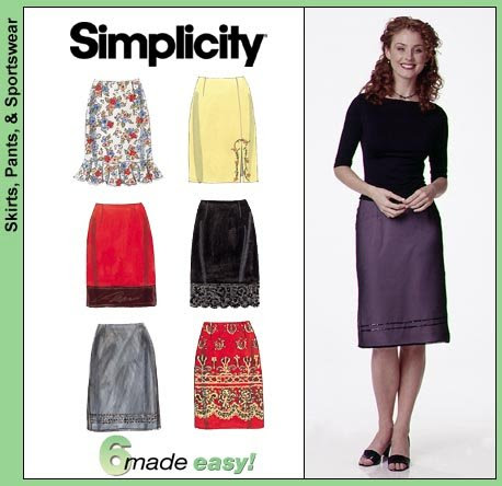 Confessions of a Sewing Novice: Reviewed: Simplicity 8664 (Straight ...