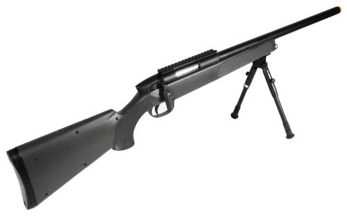 UTG Gen 5 AccuShot Competition Master Sniper Rifle, Black