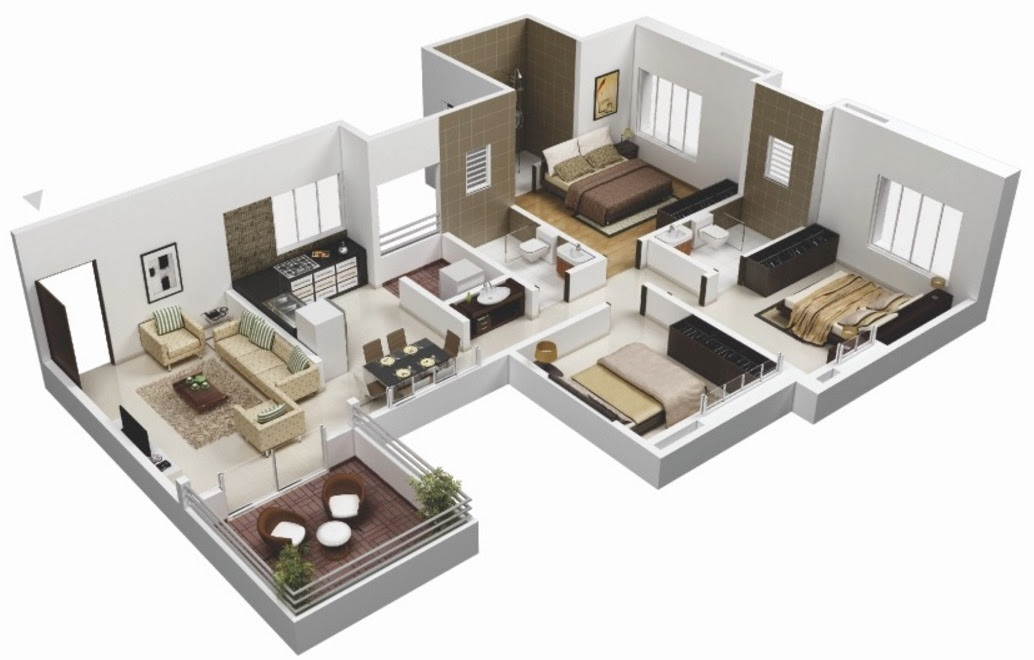 Planos para casas modernas para ver