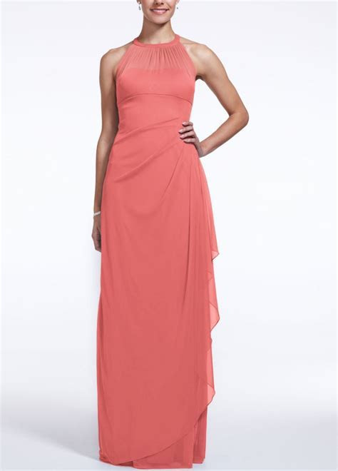 My Bridesmaid Dresses but in the colour Plum!! David's