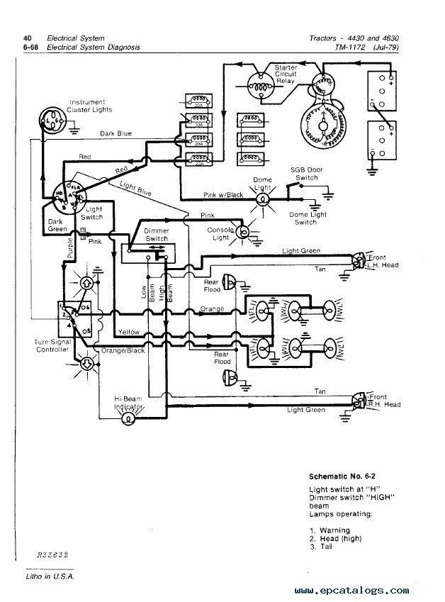 Diagram John Deere 4430 Wiring Diagram For Blower Full Version Hd Quality For Blower Lspwiring Efran It