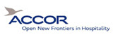 logo Accor Hôtels - Open New Frontiers in Hospitality