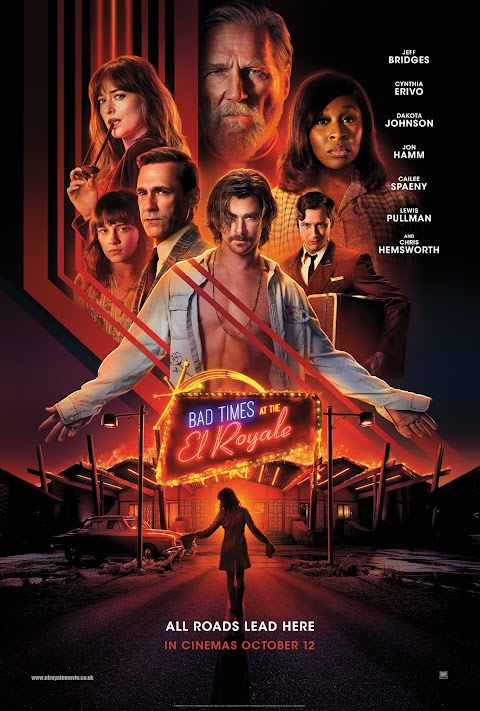 Who Was On The Film In El Royale