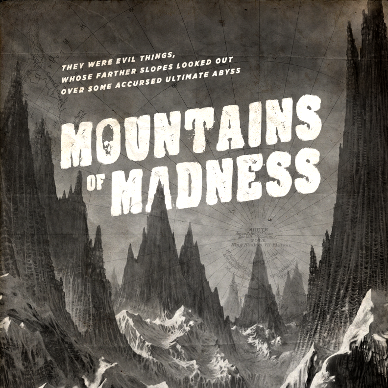 Image result for at the mountains of madness