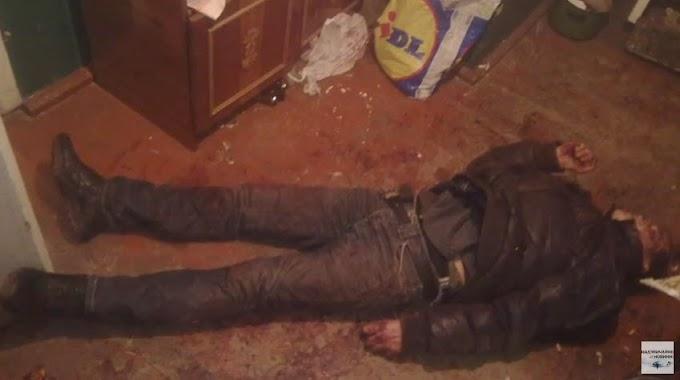 Будни Галиции: Укровоин-контрактник и его собутыльник убили соседа-инвалида за 600 гривен