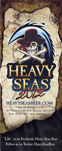 Heavy Seas brochure