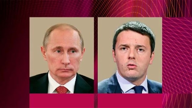 Puti e Renzi