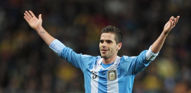Volante da seleção argentina está na mira do Santos para esta temporada
