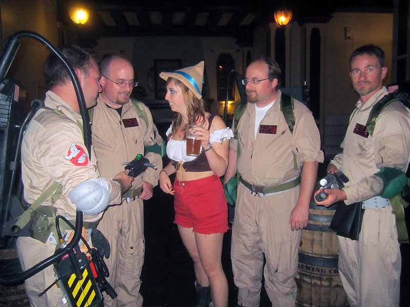 Ghostbusters Night Out9