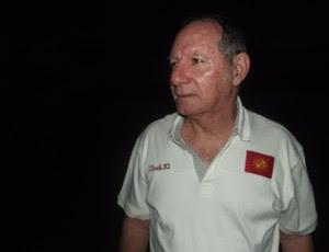 Erandy Montenegro é o novo coordenador das categorias de base (Foto: Matheus Magalhães/GLOBOESPORTE.COM)